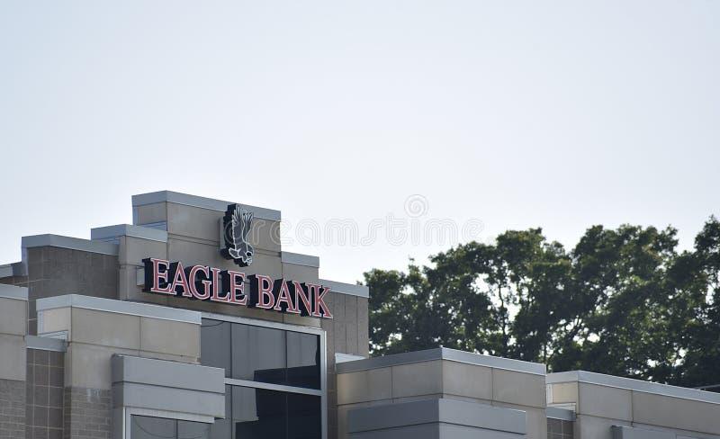 Eagle Bank and Trust, Arkansas fotografia de stock royalty free
