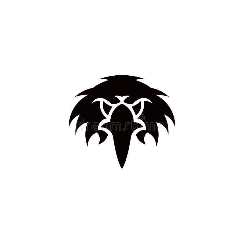 Eagle Bird Logo Vector Template . Business Logo Stock