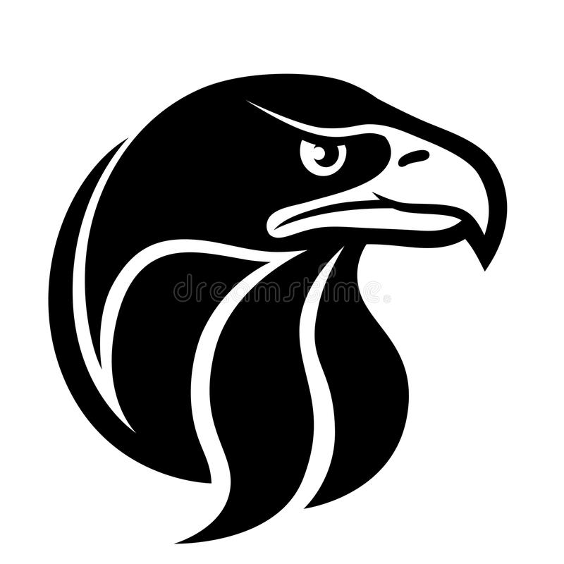 Eagle Head Symbol Stock Vector Illustration Of Wildlife 45822242