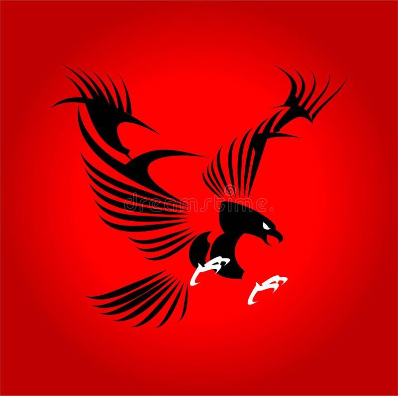 Black Eagle Red Stock Illustrations 2 056 Black Eagle Red Stock Illustrations Vectors Clipart Dreamstime