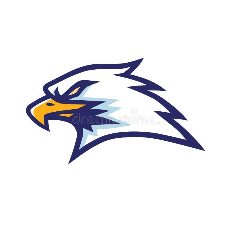 Eagle Logo Vector Design Template Icon illustration stock