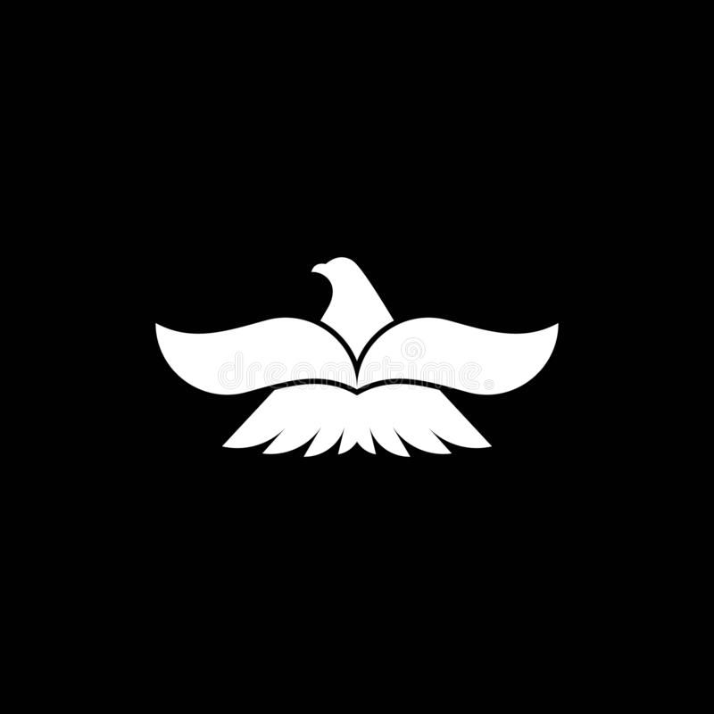Eagle Logo Template Vector Stock Illustration