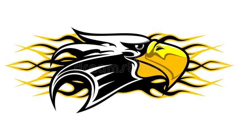 Download Eagle Mascot Royalty Free Stock Photos - Image: 21818718