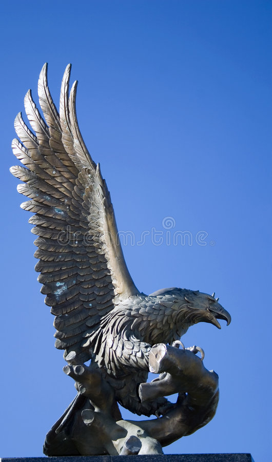 Free Eagle Monument Royalty Free Stock Photos - 3927798