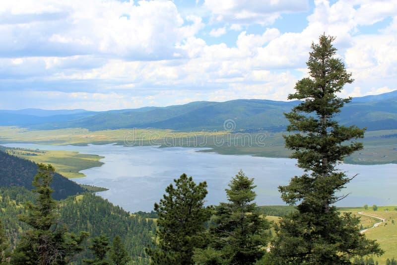 Eagle Nest Lake arkivbilder