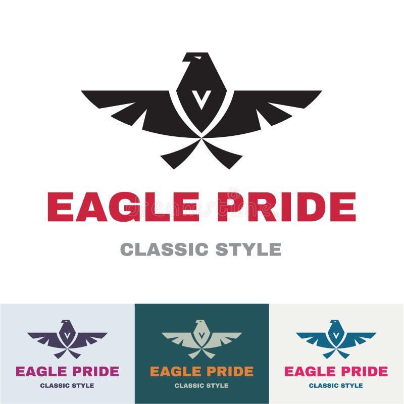 Eagle Pride - logotipo para el negocio Compan libre illustration