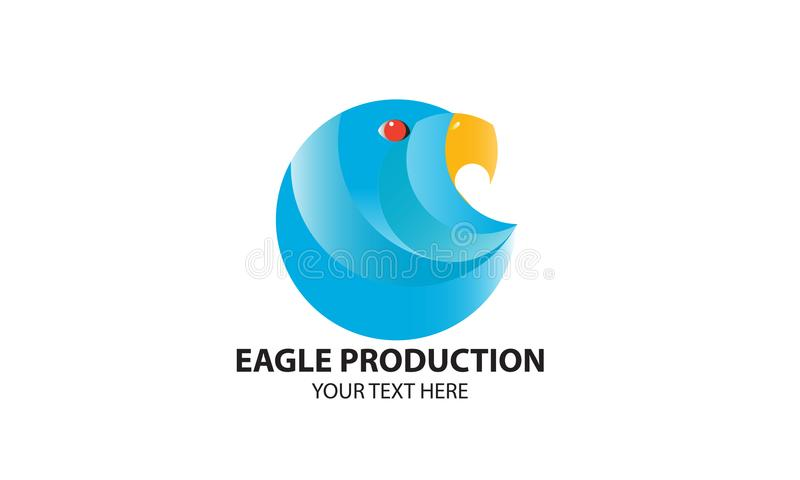 Eagle produkcja obrazy stock