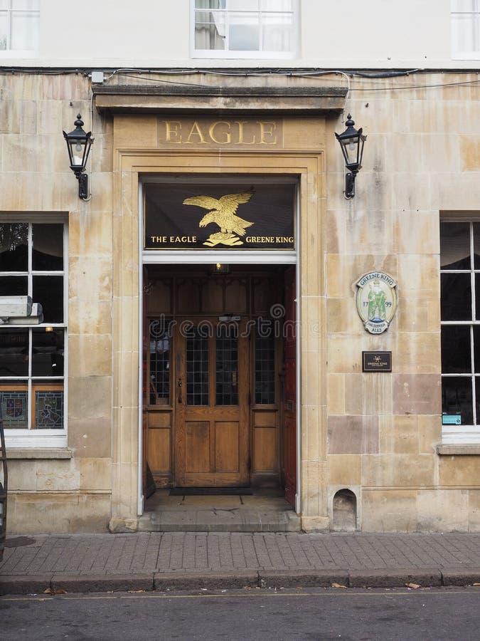 Free Eagle Pub In Cambridge Stock Photography - 129669692