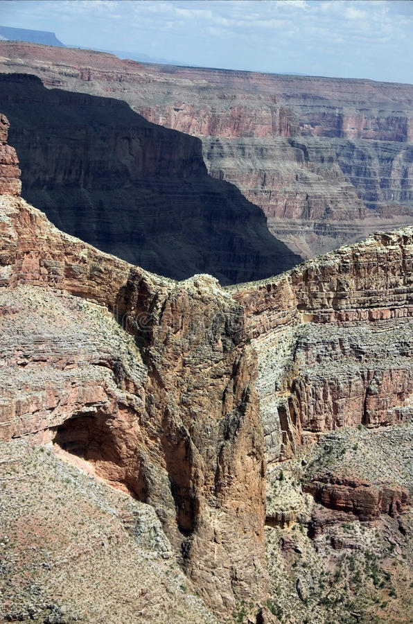 Free Eagle Rock, Grand Canyon Stock Photo - 10382060