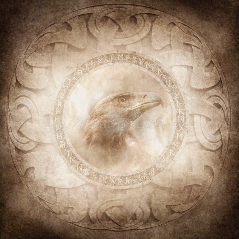 Eagle Spirit fotografia stock libera da diritti