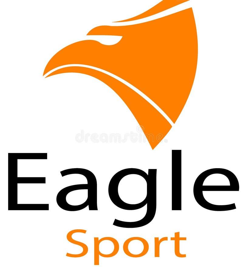 Eagle sport obrazy stock