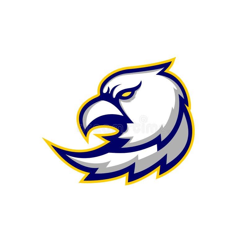 Eagle Head Sport Gaming Logo Vector Badges Emblem Stock Vector Illustration Of Cartoon Bird 177934159