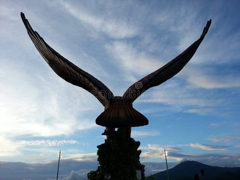Eagle Square photo stock