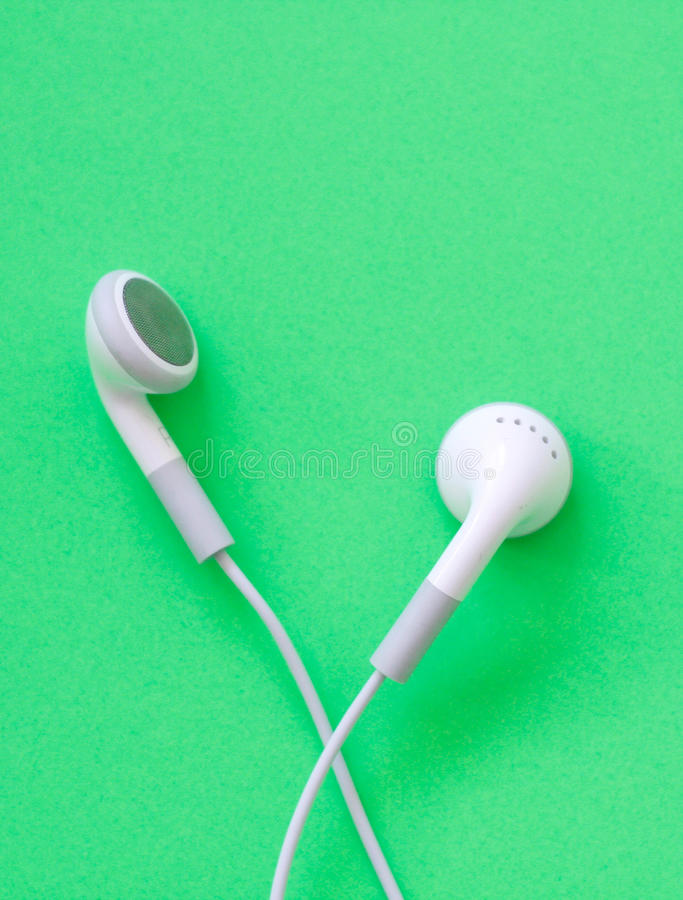 Download Ear buds stock photo. Image of songs, isolated, closeup - 14201338