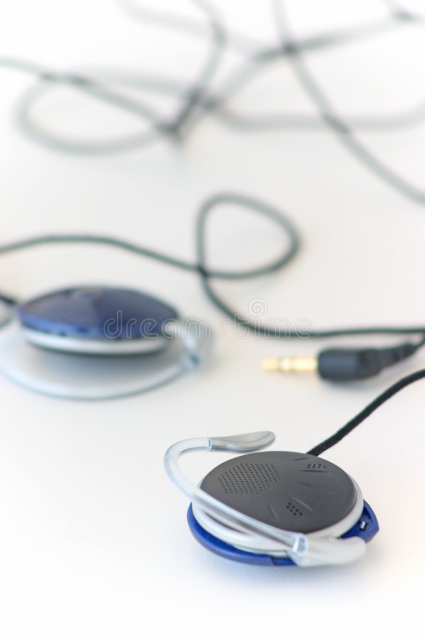 Download Ear-phones stock image. Image of assistance, tool, secretary - 10625