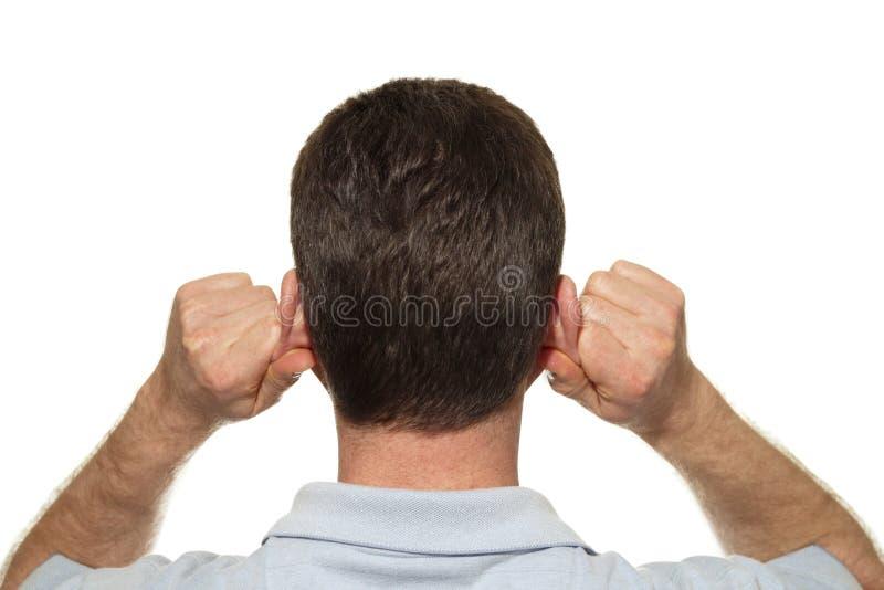 Download Ear Reflexology stock image. Image of people, caucasian - 23334131