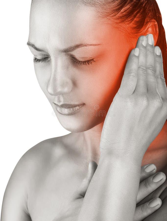 earache foto de stock