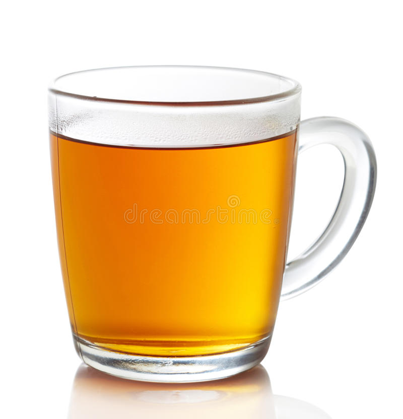 Earl grey tea royalty free stock photo