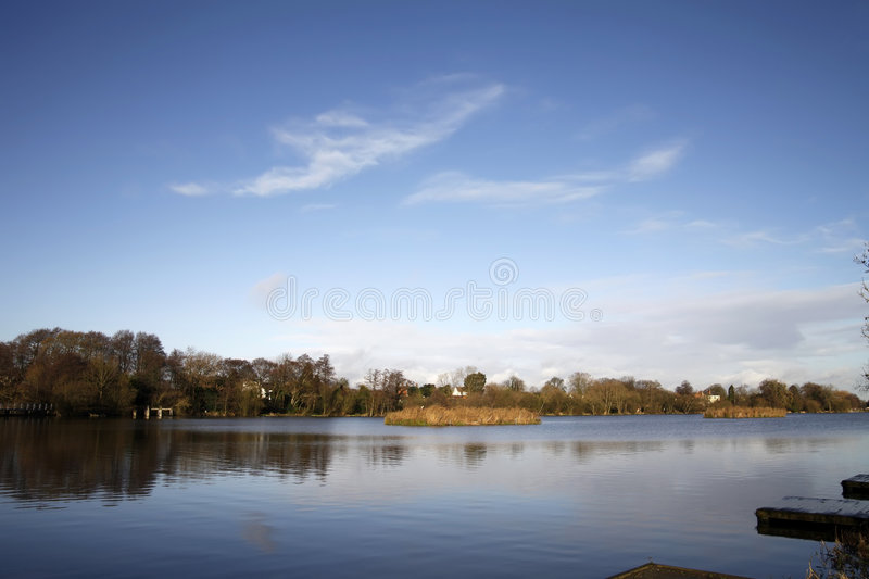 Download Earlswood lakes stock image. Image of pond, nature, england - 7575929