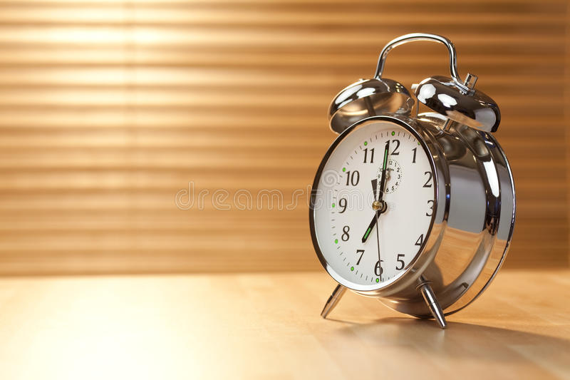 Download Early Morning Alarm Clock stock photo. Image of waking - 13026552