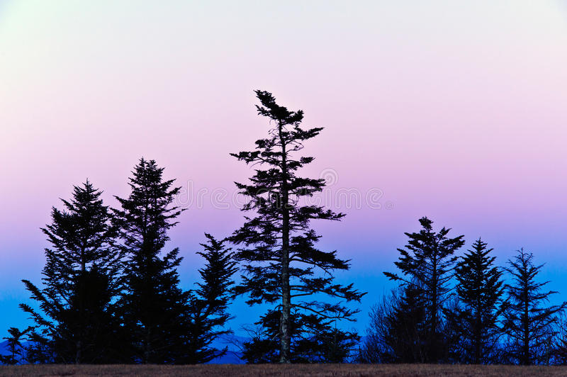 Download Early Morning On The Blue Ridge Parkway Stock Photo - Image: 16814738