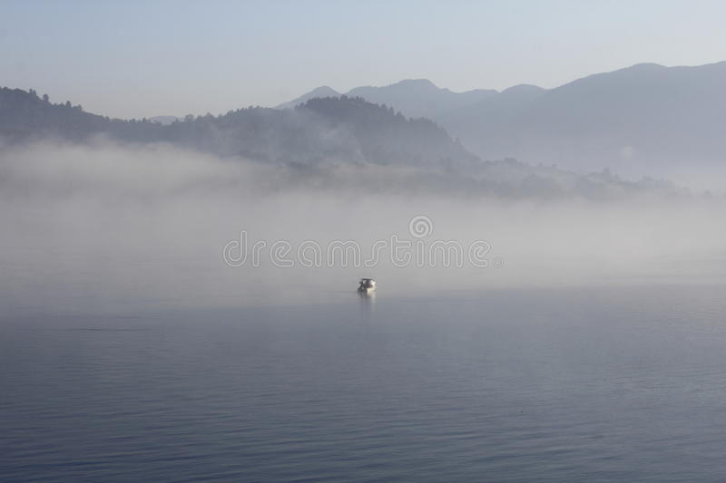 Download Early Morning Fishing stock photo. Image of early, coastal - 26518122