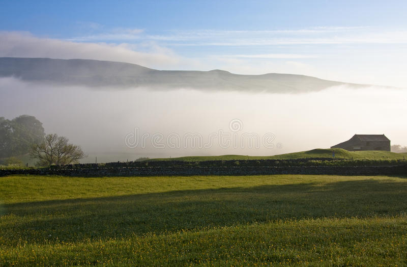 Early Morning Mist Royalty Free Stock Photo
