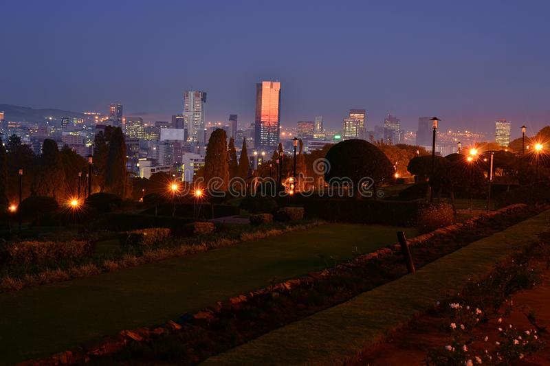 Pretoria Tshwane administrative capital of South Africa. An early morning photo of Pretoria Tshwane the administrative capital of South Africa. Photo taken as stock images