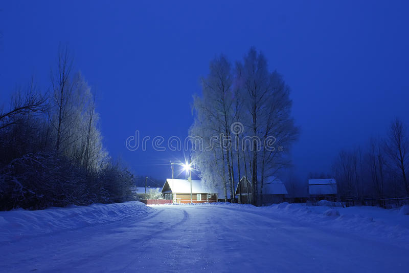 Download Early Morning In The Village Royalty Free Stock Photos - Image: 28647238