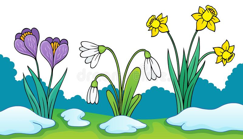 Early Spring Stock Illustrations – 3,245 Early Spring Stock Illustrations,  Vectors & Clipart - Dreamstime