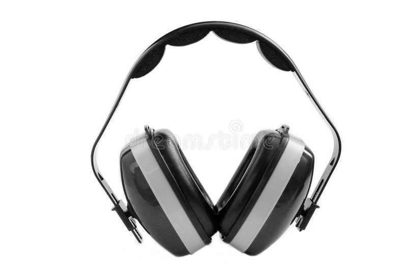 Download Earmuffs stock photo. Image of safety, noise, earplugs - 8648068