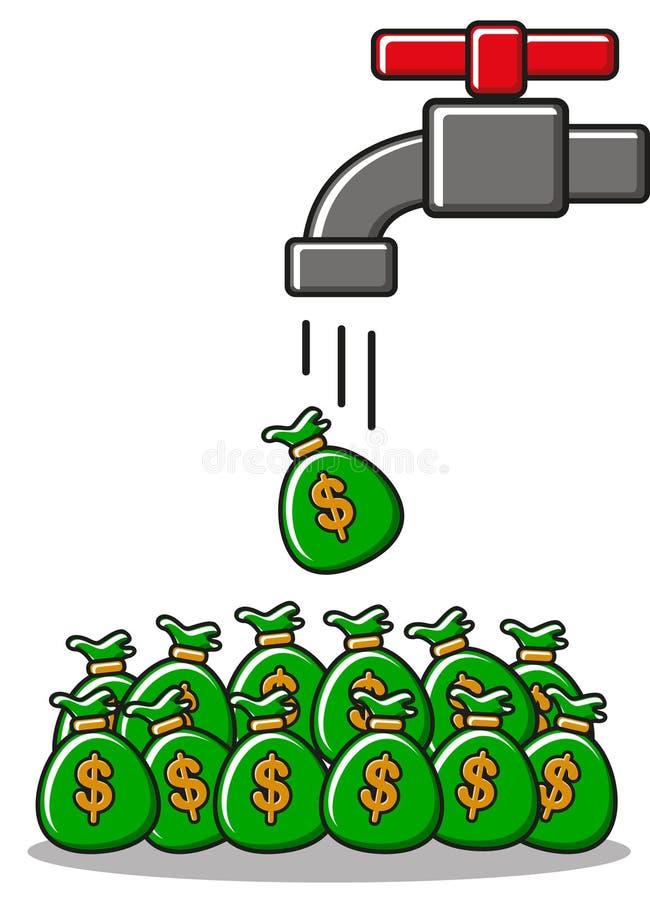 Earning money from vector illustration