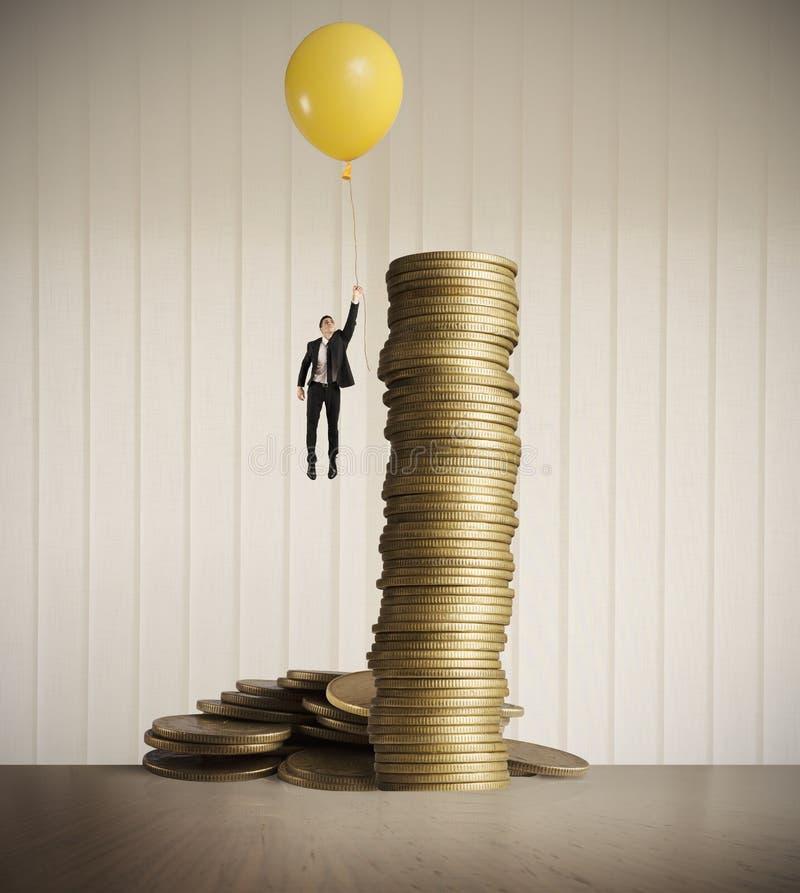 Free Earning Money Royalty Free Stock Image - 32488556