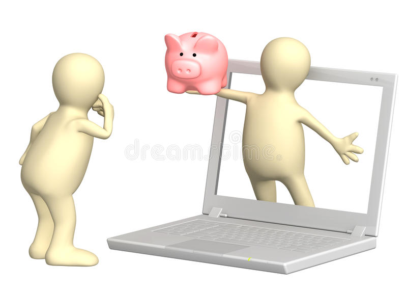 Download Earnings In The Internet Stock Image - Image: 16426481