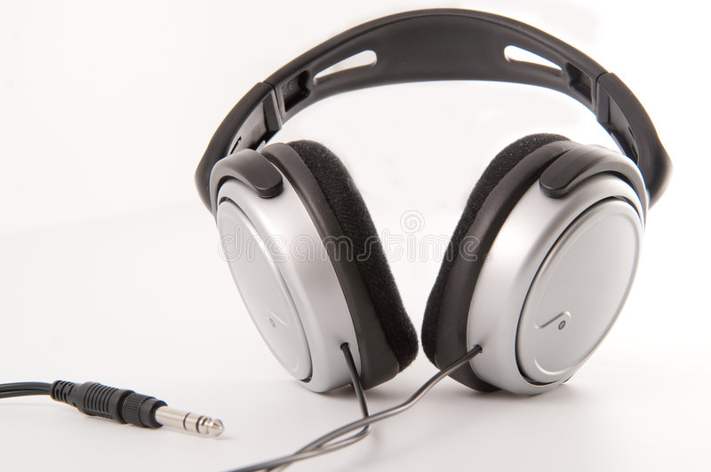 Download Earphones stock image. Image of closeup, listen, isolated - 8316829