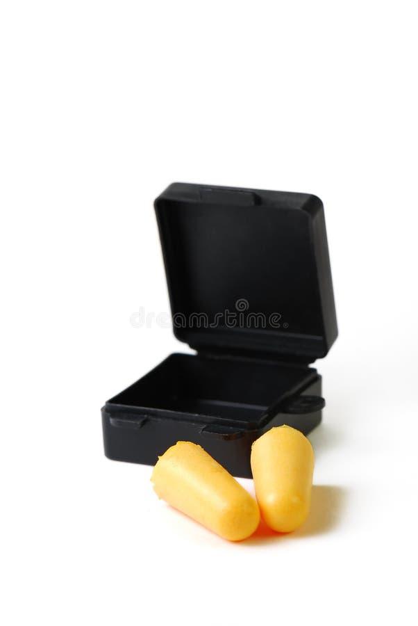Earplugs Stock Images
