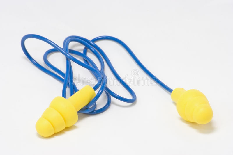 earplugs images libres de droits