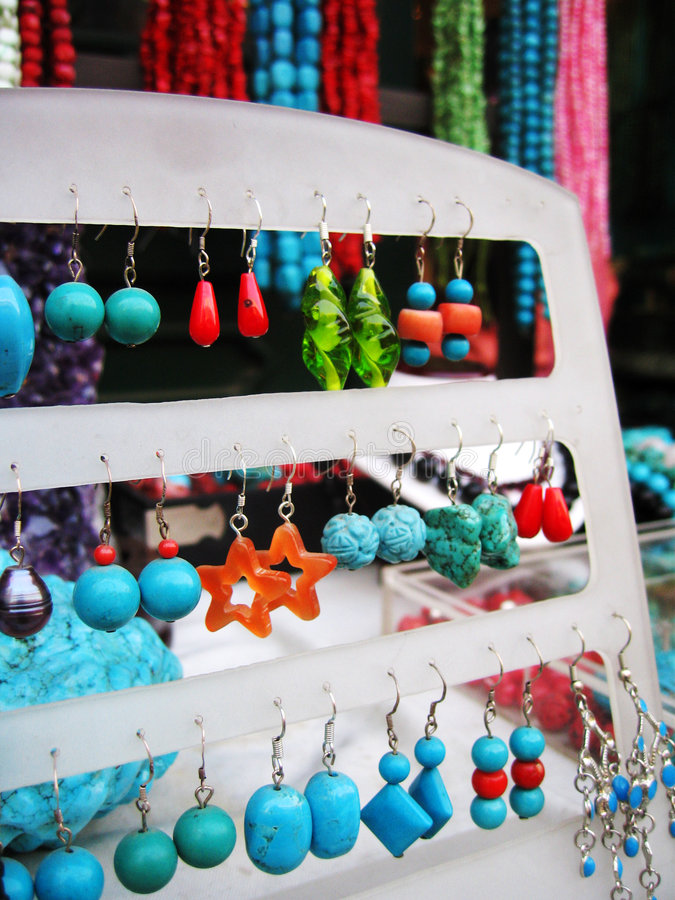 Free Earring Royalty Free Stock Photo - 1087095
