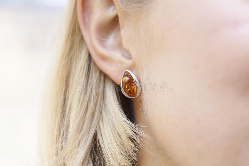 earring immagini stock