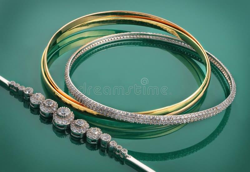 Download Earrings stock photo. Image of precious, metal, chromium - 21323030