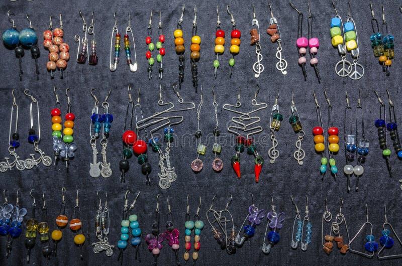 earrings photo stock