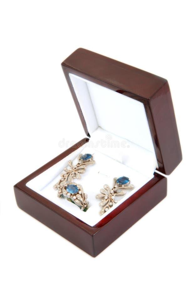 Free Earrings Royalty Free Stock Image - 5647976