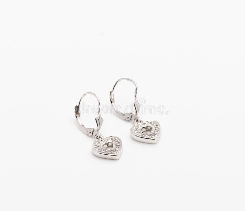 earrings photo libre de droits