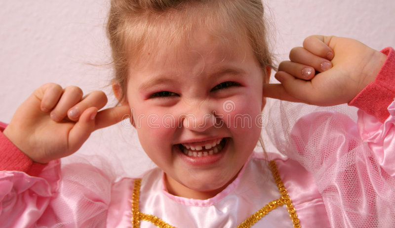 Download Ears Of A Princess Stock Image - Image: 8442931