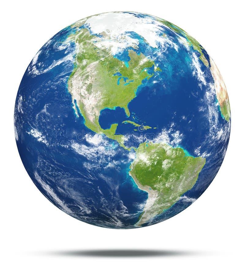 Earth vector illustration