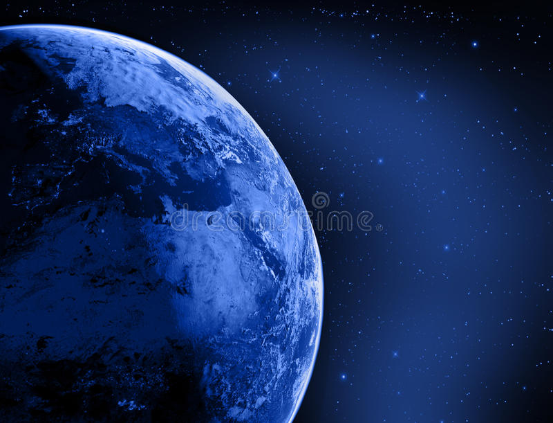 Download Earth stock illustration. Image of global, planet, geography - 16112887