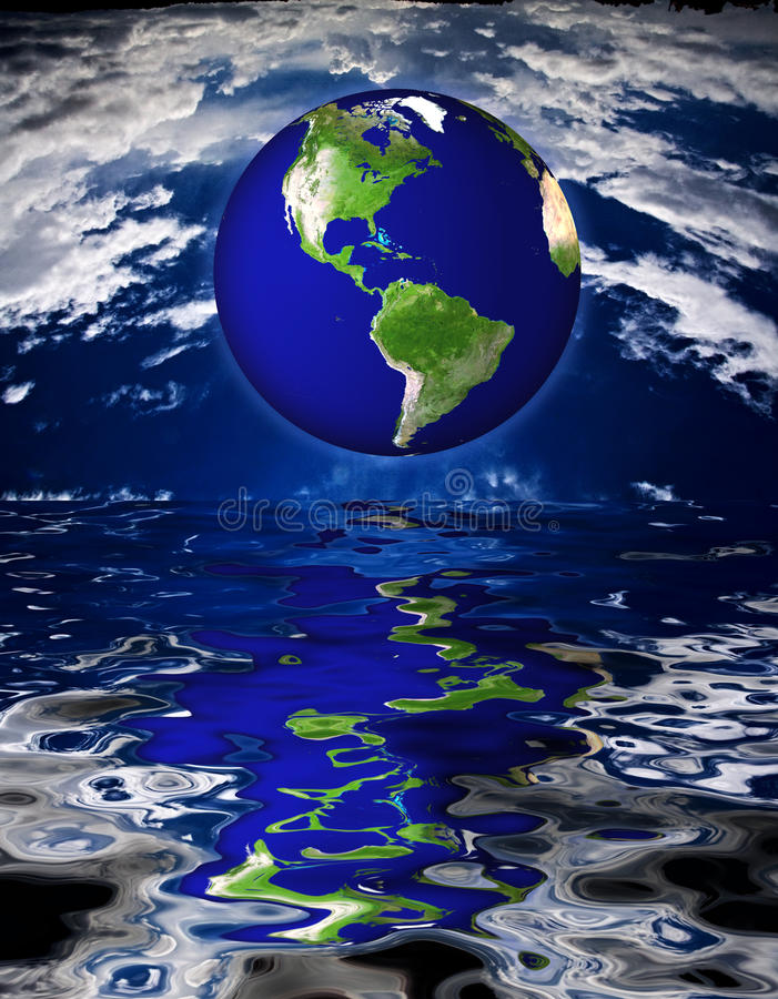 Download Earth stock illustration. Image of fresh, backdrop, climate - 22760223