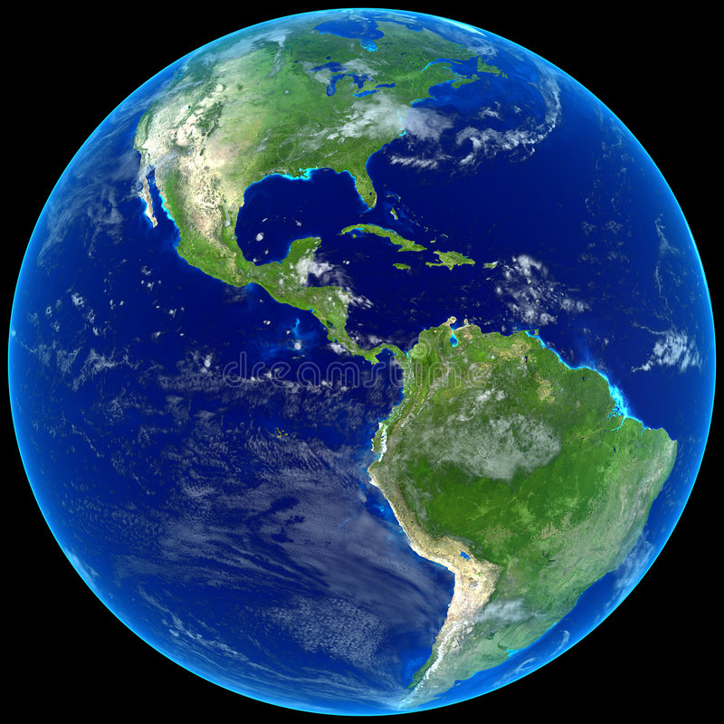 Earth Royalty Free Stock Photo Image 5826045
