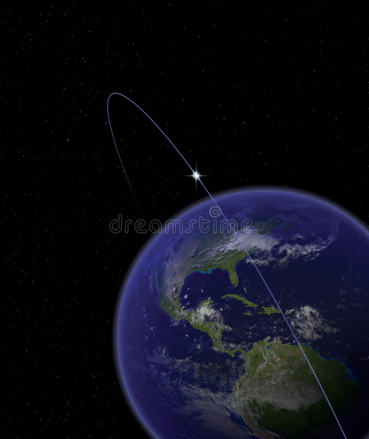 Earth stock illustration