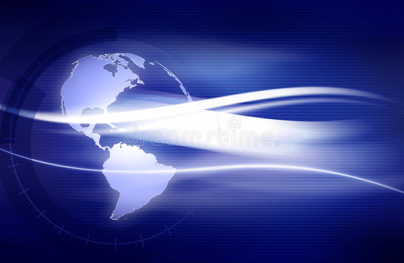 Earth Background stock photography
